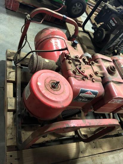 Briggs & Stratton Magnetron 319cc gasoline generator