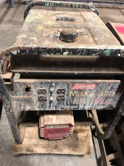 Coleman Maxa 5000 watt ER Plus Generator