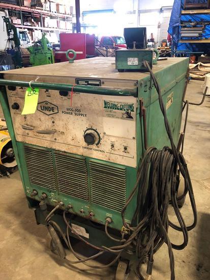 Linde UCC-305 Welding Supply Unit