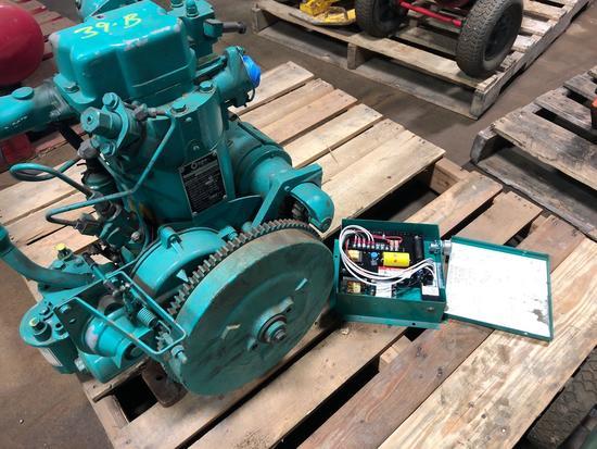 Onan Power Drive Unit