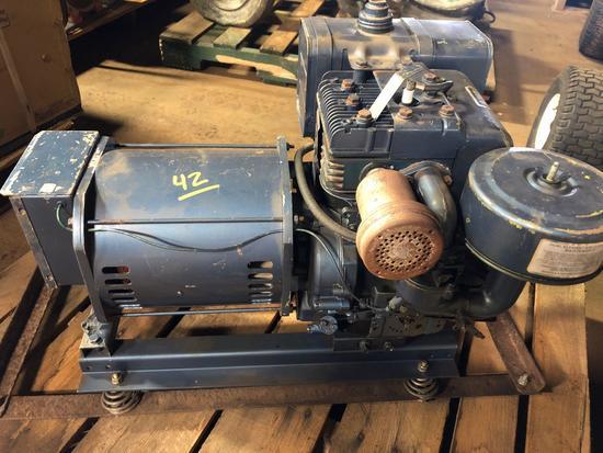 Ajax A-3000 Generator
