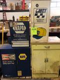 Group lot of mechanics boxes/organizers