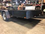 2006 10 ft x 6.6 ft single axle trailer.
