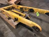John Deere 450 Loader Arm w/ 2 HD Hydraulic Rams & Bucket