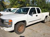 2006 GMC Sierra 1500 4x4 Pickup Truck