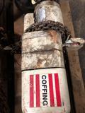 Coffing 1/2 ton hoist