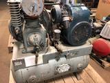 Kohler 30-35 gal horizontal air compressor.