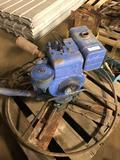 Concrete Trowel machine