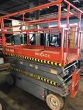 SkyJack SJIII 4626 scissor lift