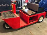 Pack Mule Electric Yard/Shop Cart (Red)