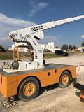 Case Drott 10,000 lb max cap Mini Crane (LP)