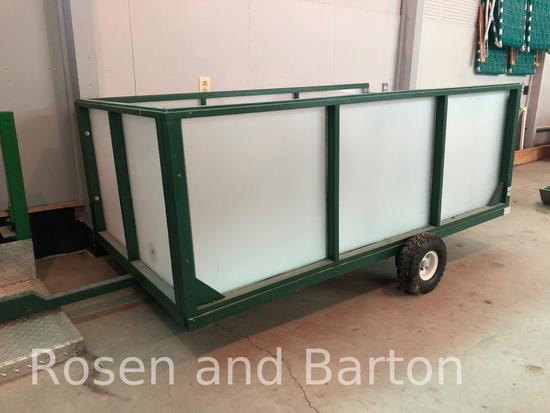 Lawn Cart.