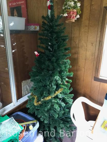 6 foot Christmas tree