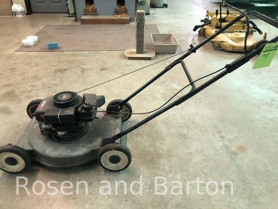 Huskee 3.5 hp, 20 in push mower