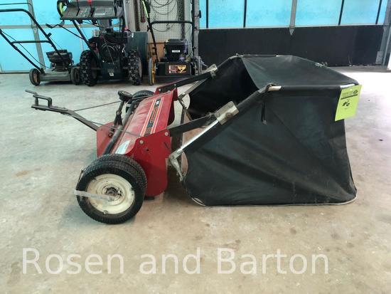 Agri-Fab 38 in Lawn Sweeper