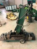 John Deere #365, 54 in hydraulic push blade