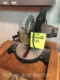 Master Mechanic 8.25 in compound miter saw