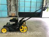 Like new Brute (by Briggs & Stratton) 22 in self propelled lawn mower