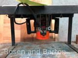 Router table w/ Router