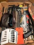 Groupnlots of mini nut drivers, mini open ends and more