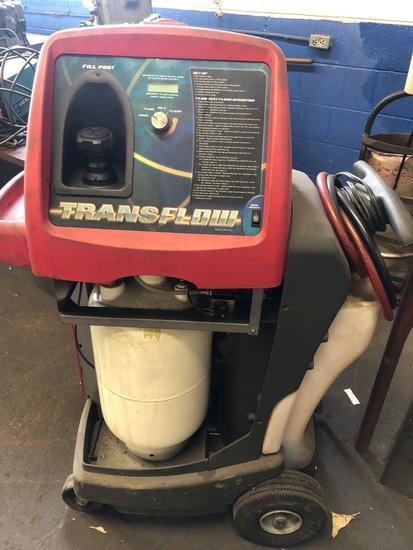 TransFlow transmission flush machine
