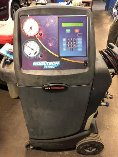 SPX RobinAir CoolTech 34700Z AC Recovery, Recycling & Recharging Unit