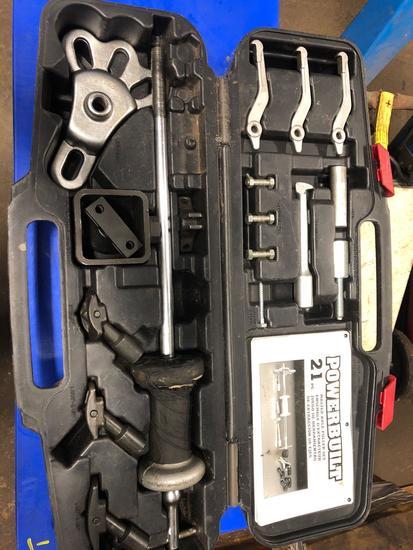 PowerBuilt 21 pc Master Axle Puller Set
