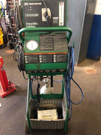 Kent-Moore SPX Evaporative Emmisions System Tester