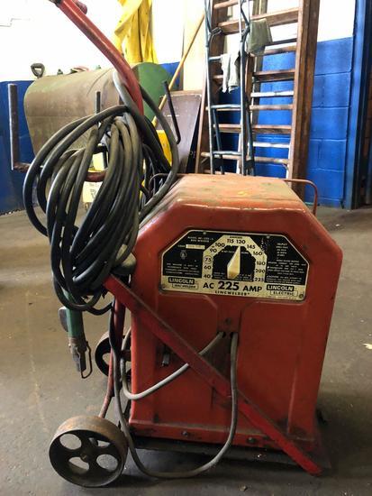 Lincoln Electric AC 225 Arc Welder