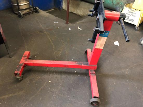 MVP Pro Lift Deluxe engine stand