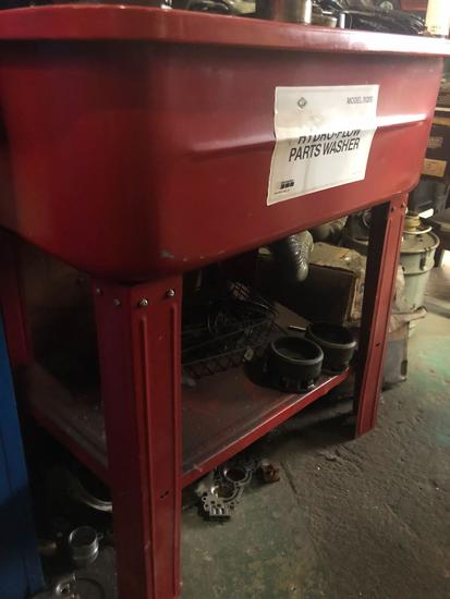 American Forge Foundry Co. Hydro-Flow Parts Washer #31200