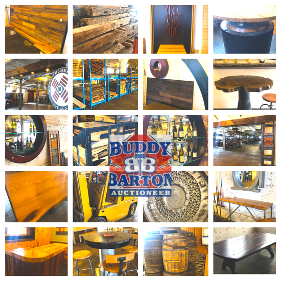 RustBelt Reclamation Inventory Reduction Auction
