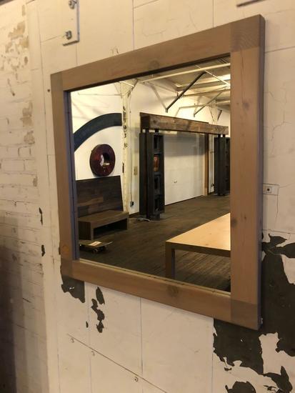 32 x 32 Wall Mirror