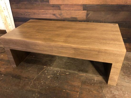 4 ft x 2 ft Hand crafted coffee table