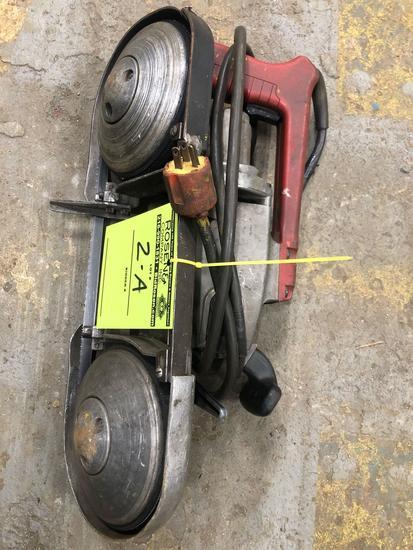 Milwaukee 6225 Portable Bandsaw