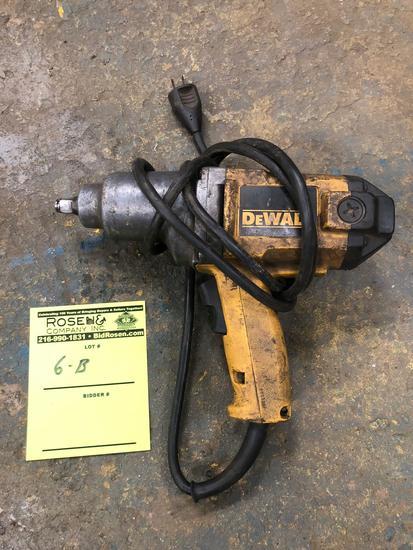 Dewalt D290 1/2 Electric Impact Wrench