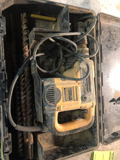 Dewalt D25501 Hammer Drill