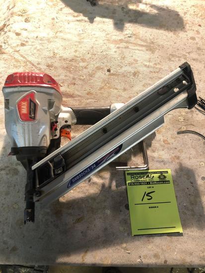 Max USA Super Framer Nail Gun