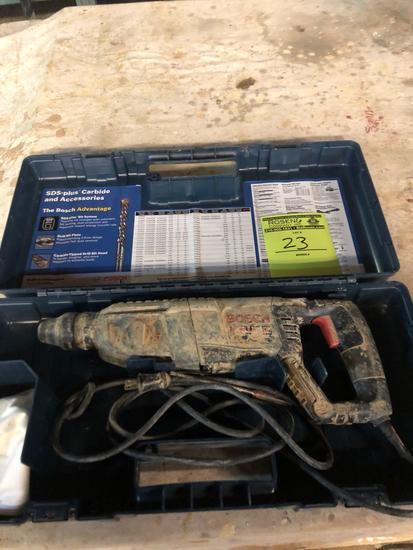 Bosch Bull Dog Extreme Hammer Drill