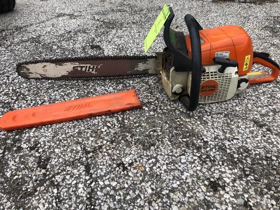 Stihl MS 590 Chainsaw
