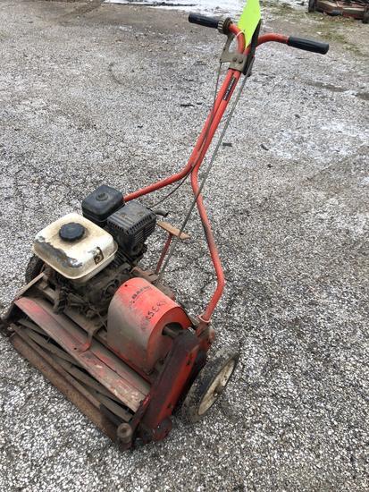 Jacobsen 24 in Shaft Driven Reel Mower w/striper