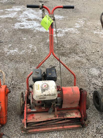 Jacobsen 24 in shaft driven reel mower w/ striper