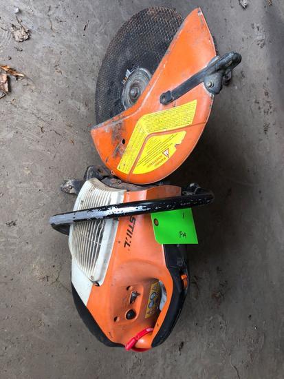 Stihl TS420 Cut Off Saw