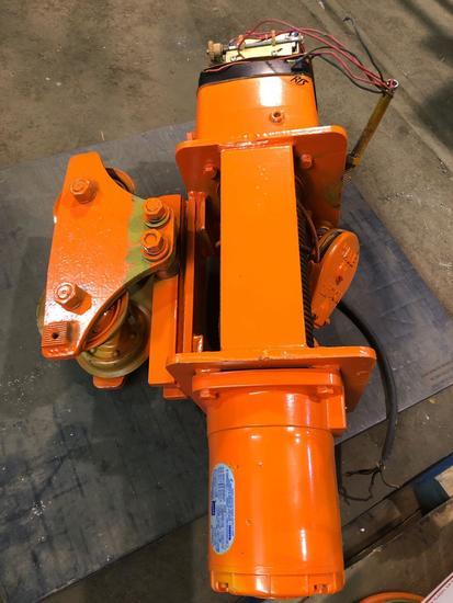 Yale 1/2 ton/1 hp Electric Hoist