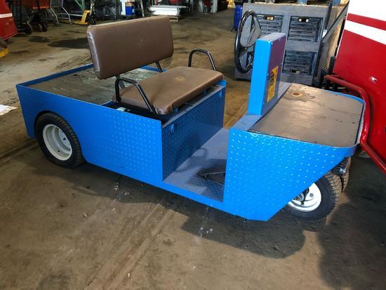 Pak-Mule Electric Shop/Warehouse Cart