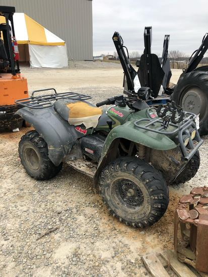Kawasaki Prairie Automatic 4x4 ATV