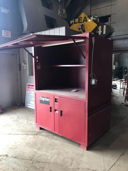 Large Dayton Job Box
