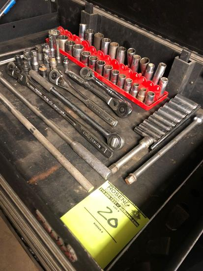Bulk Lot of Quality Sockets and Tooling