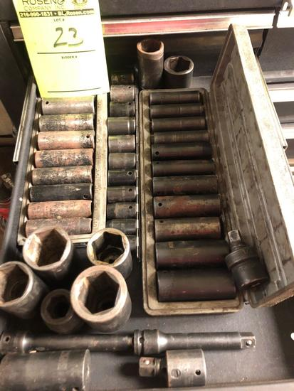 Bulk drawer load of Short & Deep Well Impacts