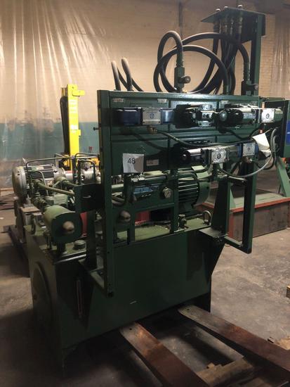 Vickers Hydraulic Unit